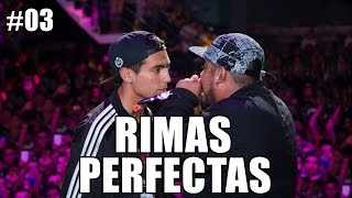 Video RIMAS PERFECTAS #3 | Freestyle Rap (Rimas en Estado Puro) [Batallas de Gallos] MP3, 3GP, MP4, WEBM, AVI, FLV Oktober 2018