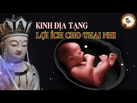 Câu Chuyện Phật Giáo - Kinh Địa Tạng Lợi Ích Cho Bà Bầu và Thai Nhi - Kể truyện đêm khuya