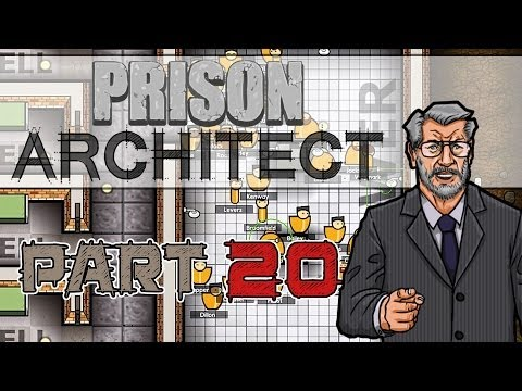 architect - Some of the key troublemakers from the riots are getting to spend some time with the big boys. I'm playing Prison Architect on the PC! If you'd like to pick up Prison Architect for yourself...