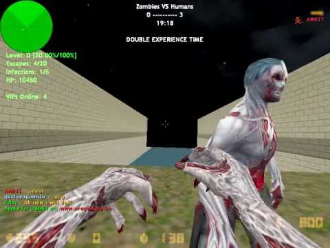 Cs 1.6 Server Zombie Escape Mod