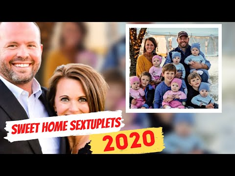 Sweet Home Sextuplets: Children in 2020, Salary & House Remodeling Update | What Are They Doing?