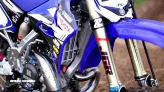 1. Project Bike Spotlight-JGR built Yamaha YZ250 Two Stroke