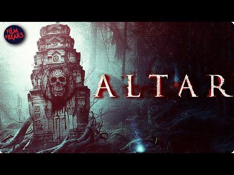 ALTAR (2016) Full Movie   SUPERNATURAL HORROR MOVIE