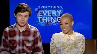 Nonton    Everything  Everything    Young Love Interview Film Subtitle Indonesia Streaming Movie Download