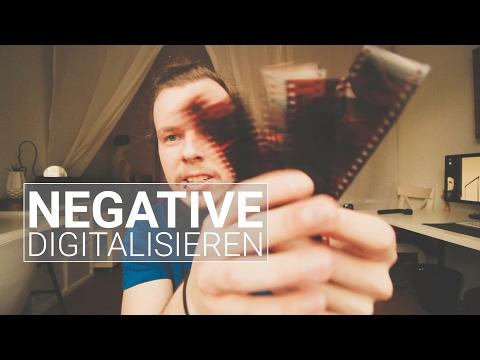 Negative digitalisieren | VLOG