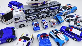 Video Police Car Carrier and Police Vehicle Toys Collection~! MP3, 3GP, MP4, WEBM, AVI, FLV Maret 2018