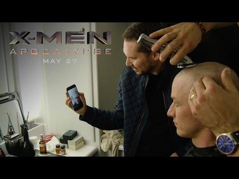 X-Men: Apocalypse (Featurette 'McAvoy Becomes Charles')