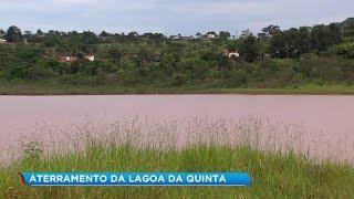 Lagoa que já registrou dezenas de mortes por afogamento será aterrada em Bauru