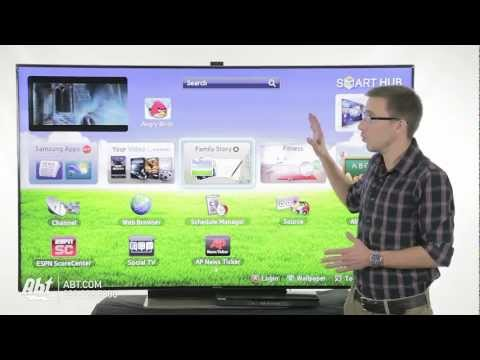 Review of Samsung's Largest TV - 75 inch UN75ES9000 LED TV