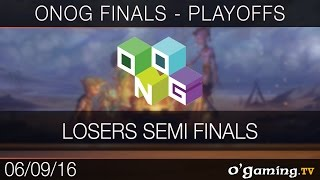 Losers Semi Finals - ONOG Circuit Finals - Playoffs