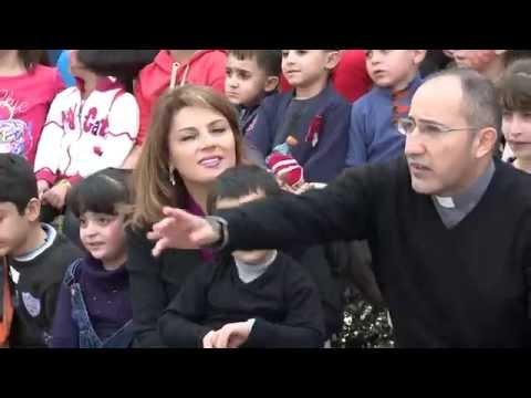 فيديو: تقرير عن اليوم الترفيهي لاطفال الرعية