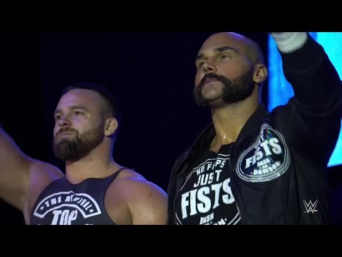 The Revival make surprise appearance at NXT Live in Oklahoma City