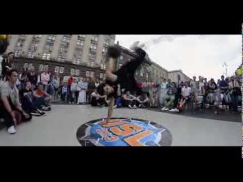 Smaill (One Up) vs BallMansa (Ukraine) International USL Freestyle Battle 2013