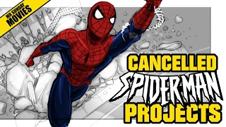 Video 5 Cancelled SPIDER-MAN Projects MP3, 3GP, MP4, WEBM, AVI, FLV Oktober 2018