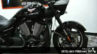 9. 2014 Victory Cross Roads 8-Ball *Super Low Miles* - Dream...