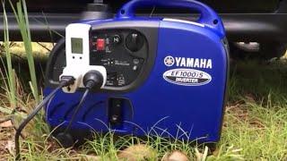 3. Yamaha 1000w Inverter Generator Review