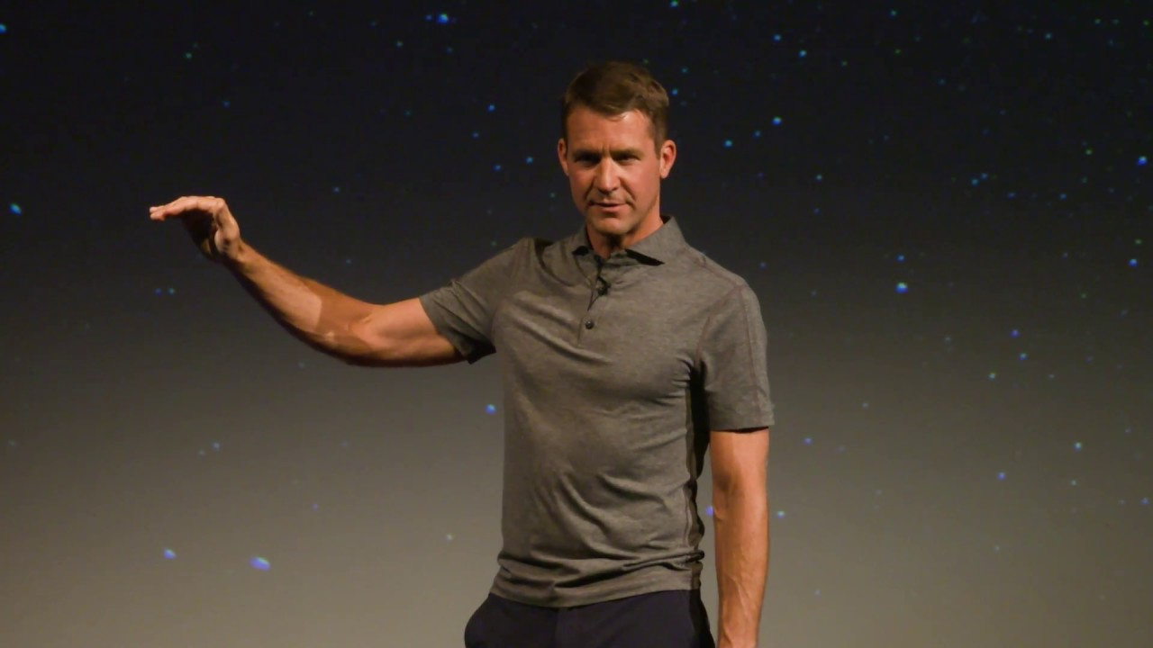 Leon Taylor TED Talk