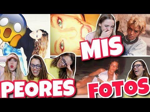 Fotos de amor - REACCIONANDO A NUESTRAS PEORES FOTOS!PASADO OSCURO y RIDÍCULO!!