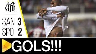 TRÊS VEZES COPETE! O nosso atacante decidiu o clássico, marcou três vezes e garantiu +3 pontos pro Peixão!Inscreva-se na Santos TV e fique por dentro de todas as novidades do Santos e de seus ídolos! http://bit.ly/146NHFUConheça o site oficial do Santos FC: www.santosfc.com.brCurta nossa página no facebook: http://on.fb.me/hmRWEqSiga-nos no Instagram: http://bit.ly/1Gm9RCSSiga-nos no twitter: http://bit.ly/YC1k82Siga-nos no Google+: http://bit.ly/WxnwF8Veja nossas fotos no flickr: http://bit.ly/cnD21USobre a Santos TV: A Santos TV é o canal oficial do Santos Futebol Clube. Esteja com os seus ídolos em todos os momentos. Aqui você pode assistir aos bastidores das partidas, aos gols, transmissões ao vivo, dribles, aprender sobre o funcionamento do clube, assistir a vídeos exclusivos, relembrar momentos históricos da história com Pelé, Pepe, e grandes nomes que só o Santos poderia ter.Inscreva-se agora e não perca mais nenhum vídeo! www.youtube.com/santostvoficial-------------------------------------------------------------** Subscribe now and stay connected to Santos FC and your idols everyday!http://bit.ly/146NHFUVisit Santos FC official website: www.santosfc.com.brLike us on facebook: http://on.fb.me/hmRWEqFollow us on Instagram: http://bit.ly/1Gm9RCSFollow us on twitter: http://bit.ly/YC1k82Follow us on Google+: http://bit.ly/WxnwF8See our photos on flickr: http://bit.ly/cnD21UAbout Santos TV: Santos TV is the official Santos FC channel. Here you can be with your idols all the time. Watch behind the scenes, goals, live broadcasts, hability skills, learn how the club works, exclusive videos, remember historical moments with Pelé, Pepe and all of the awesome players that just Santos FC could have. Subscribe now and never miss a video again! www.youtube.com/santostvoficial