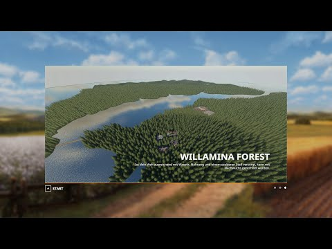 Willamina Forest v1.1.0.0