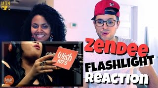 Video Zendee Sings 'FlashLight' (Jessie J) Reaction MP3, 3GP, MP4, WEBM, AVI, FLV Januari 2019