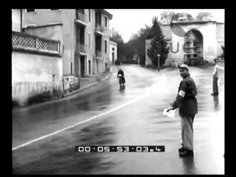 Centauri nel IV motogiro d'Italia