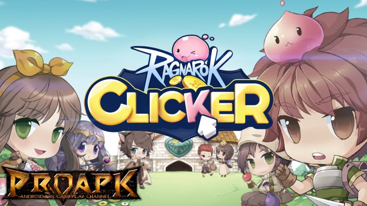 Ragnarok Clicker