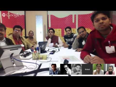 Hindi Bloggers Hangout | हिन्दी वेबमास्टर हेंगआउट
