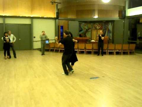 Nora's Argentine Tango @ PA 20110127