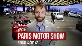 What we liked best at the 2016 Paris Motor Show by Roadshow