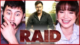 Video RAID | Ajay Devgn | Ileana D'Cruz | Trailer Reaction by Jaby & Achara! MP3, 3GP, MP4, WEBM, AVI, FLV Desember 2018