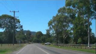 Gloucester Australia  city photos : Gloucester and Gloucester Country, NSW Australia.MP4