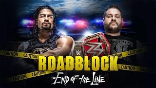 Nonton Wwe Backstage   229    Roadblock  End Of The Line      Film Subtitle Indonesia Streaming Movie Download