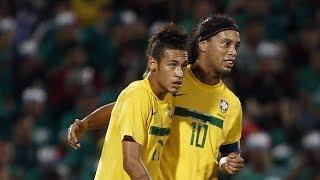 Video Neymar & Ronaldinho destroying Argentina Amazing Performance MP3, 3GP, MP4, WEBM, AVI, FLV Juni 2018
