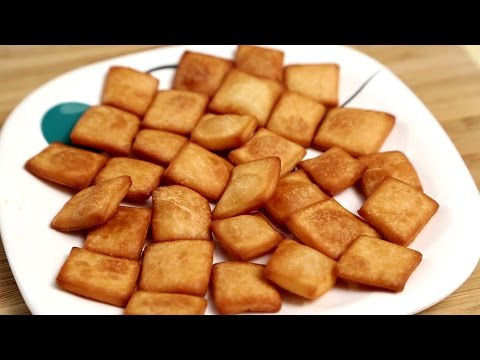 Shakkar Para / Shankarpali – Indian Tea Time Snacks – Sweet Snacks Recipe By Ruchi Bharani