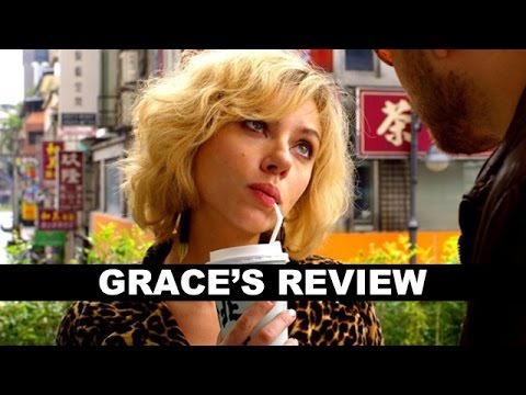 Movie trailer - Lucy 2014 movie review! Beyond The Trailer host Grace Randolph shares her review aka reaction today for this Scarlett Johansson movie! http://bit.ly/subscribeBTT Lucy 2014 Movie Review. ...
