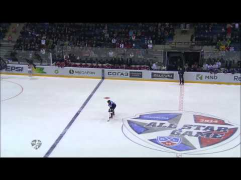 KHL All Star: Эффектный буллит / Shootout (видео)