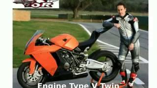 7. 2009 KTM 1190 RC8 Info, Details