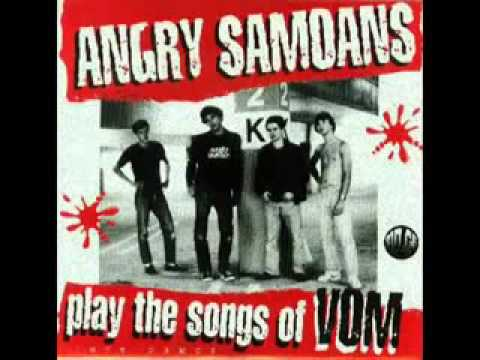 Angry Samoans - The Todd Killings
