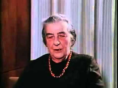 Golda Meir The Prime Minister of Israel 1973 Part 2 (видео)