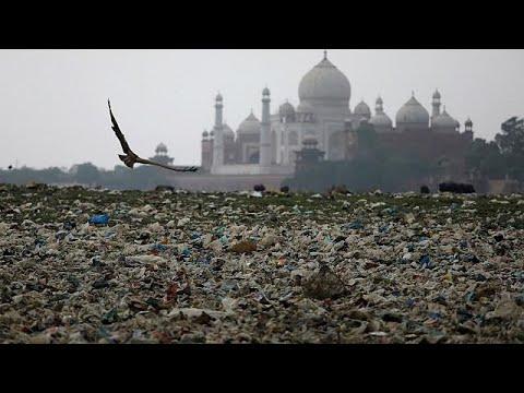 Ινδία: Η ρύπανση «σκοτώνει» το Ταζ Μαχάλ