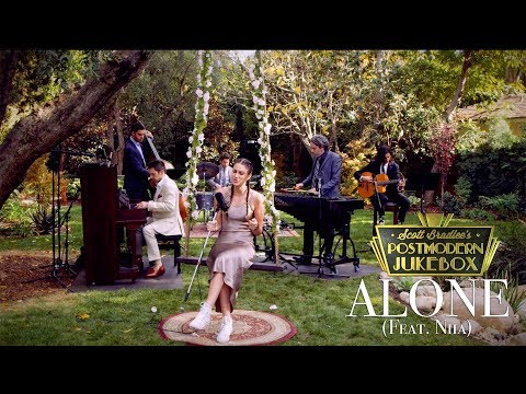 Alone – Marshmello (Enchanted Jazz Forest Style Cover) ft. Niia