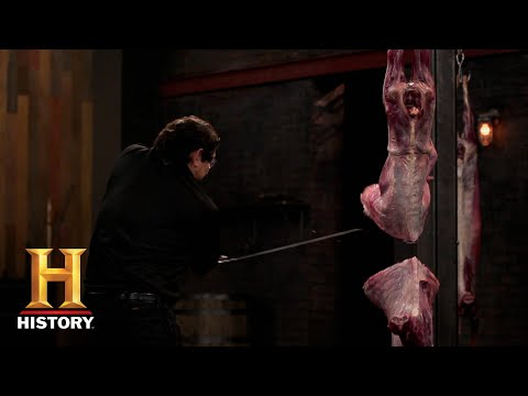 Forged in Fire: HARMFUL Pandat Sword SHATTERS the Final Round (Season 3) | History