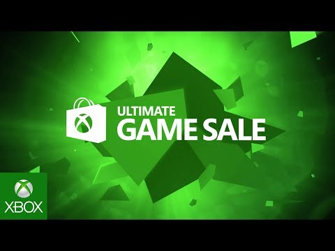 Xbox Ultimate Game Sale 2017 Video (видео)