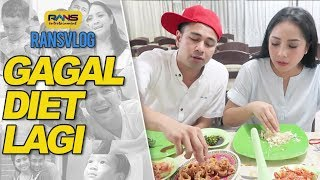 Video WADUUUHH!! RAFFI NAGITA  GAGAL DIET #RANSVLOG MP3, 3GP, MP4, WEBM, AVI, FLV Januari 2018