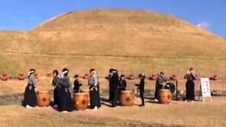 石上げ祭WS・尾張富士さくら太鼓