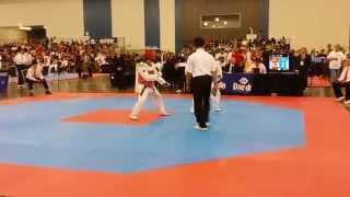 2014 USAT National Taekwondo Championship