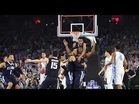 National Championship: Villanova claims second national title
