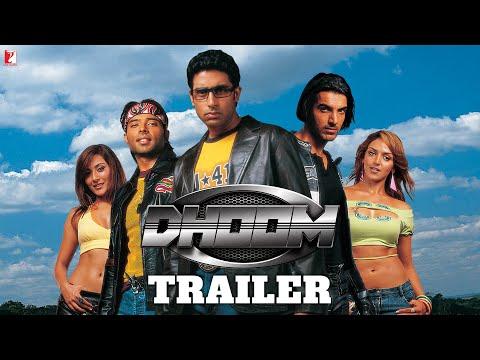 Dhoom | Official Trailer | John Abraham | Abhishek Bachchan | Uday Chopra | Esha Deol | Rimi Sen