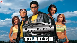 Dhoom - Theatrical Trailer